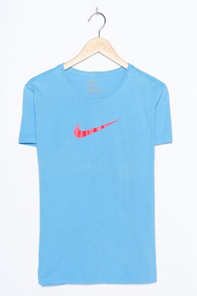 NIKE T-Shirt in M in hellblau, Produktansicht
