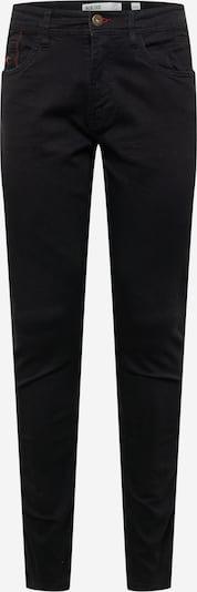 Jeans 'Potts' INDICODE pe negru denim, Vizualizare produs