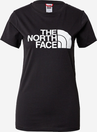 THE NORTH FACE Shirt in Black / White, Item view