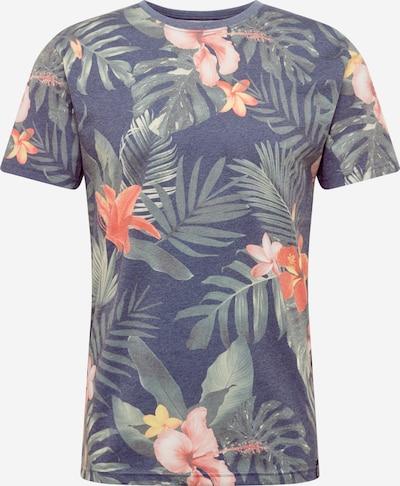 SHINE ORIGINAL T-Krekls baložzils / zāles zaļš / koraļļu / rožkrāsas, Preces skats
