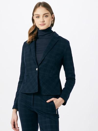 MORE & MORE Blazer in blau / marine, Modelansicht
