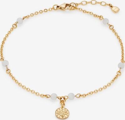 LEONARDO Fusskette in gold, Produktansicht