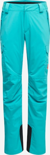 HELLY HANSEN Outdoorhose in türkis, Produktansicht