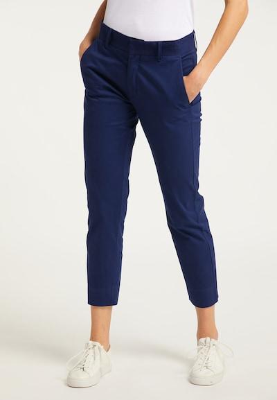 DreiMaster Maritim Hose in dunkelblau, Modelansicht