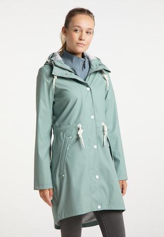 ICEBOUND Between-Seasons Coat in Green