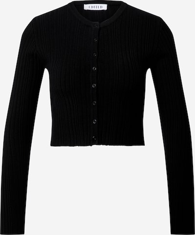 EDITED Knit cardigan 'Irene' in Black, Item view