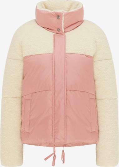 MYMO Winter Jacket in Beige / Dusky pink, Item view