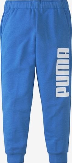 PUMA Sportbroek 'LIL PUMA' in de kleur Blauw, Productweergave