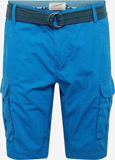 Petrol Industries Pantalon cargo 'Blaze' en bleu ciel, Vue avec produit