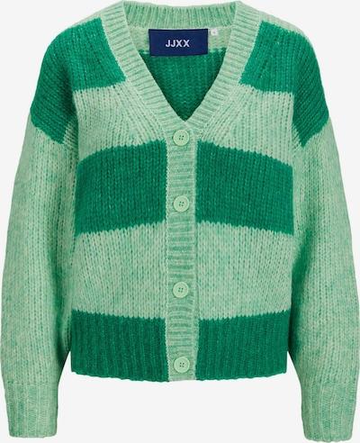 JJXX Strickjacke 'Bonnie' in grün / hellgrün, Produktansicht
