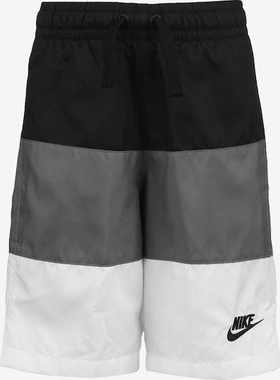 Nike Sportswear Pantalon en gris: Vue de face