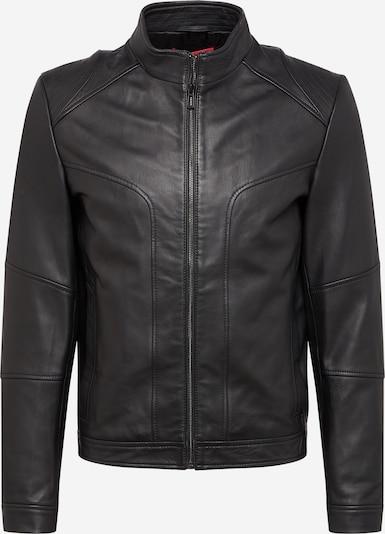 HUGO Overgangsjakke 'Lonos' i sort, Produktvisning