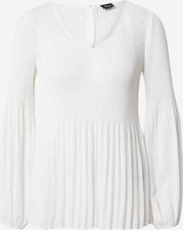 s.Oliver BLACK LABEL Bluse in Weiß