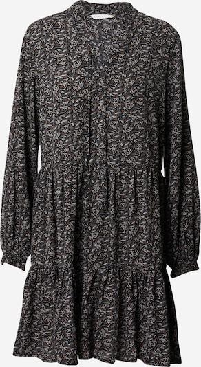 ONLY Kleid 'ASSIA' in braun / schwarz / weiß, Produktansicht
