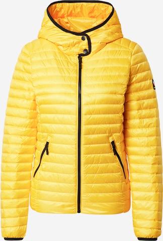 Superdry Between-Season Jacket in Yellow