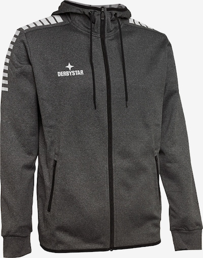 DERBYSTAR Jacke in dunkelgrau, Produktansicht