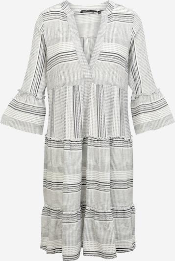 Vero Moda Tall Vestido 'Hazel Dichte' en azul noche / blanco, Vista del producto