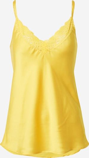 ETAM Chemise de nuit 'SORBET' en jaune, Vue avec produit