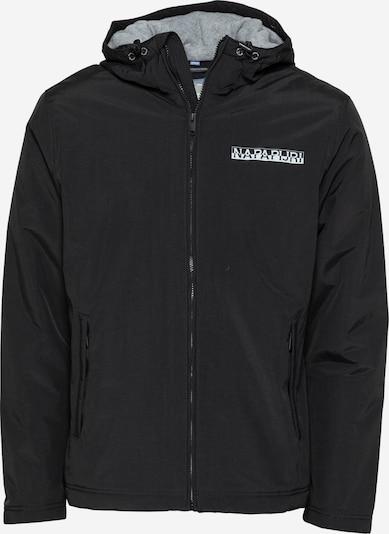 NAPAPIJRI Jacke in schwarz / weiß, Produktansicht