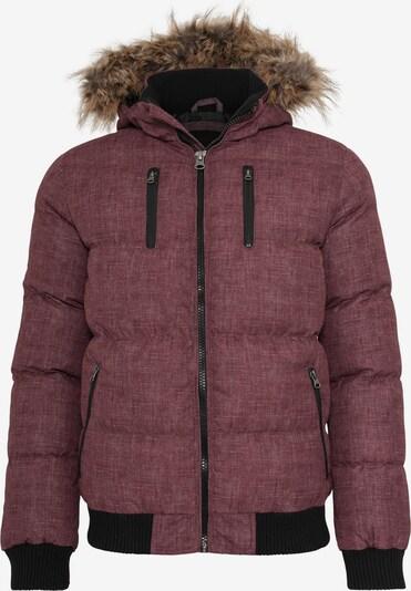 Urban Classics Jacke in pastellrot, Produktansicht