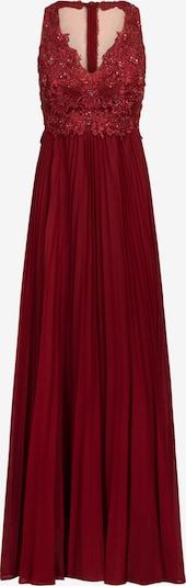 APART Abendkleid aus Mesh, Spitze, Chiffon in rot, Produktansicht