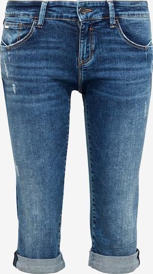 Mavi Jeans Straight Leg Capri ' MARINA ' in blau, Produktansicht