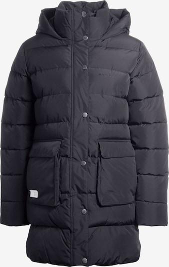 mazine Veste d'hiver ' Kemano Puffer Jacket ' en noir, Vue avec produit