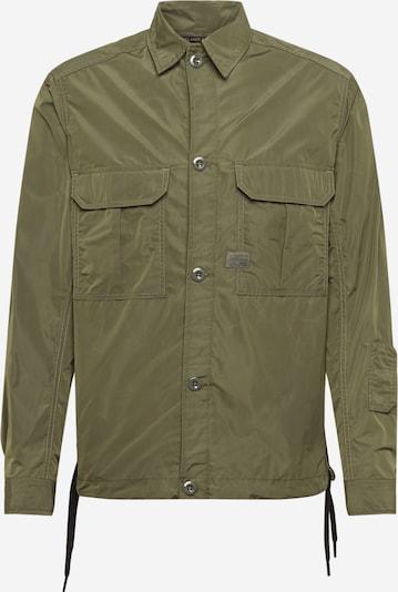 G-Star RAW Hemd in khaki, Produktansicht