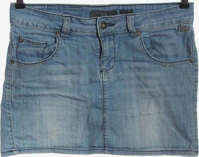ONLY Jeansrock in S in blau, Produktansicht