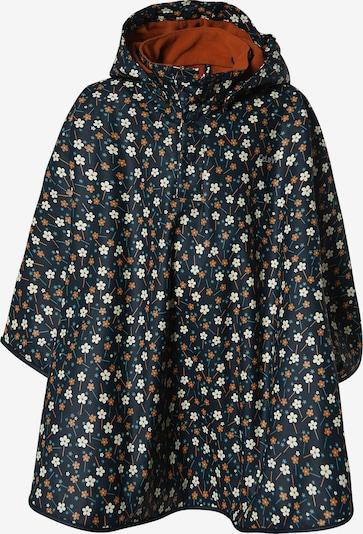 CELAVI Mantel in blau / mischfarben, Produktansicht