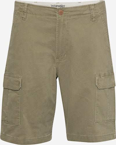 Pantaloni cu buzunare WRANGLER pe verde închis, Vizualizare produs