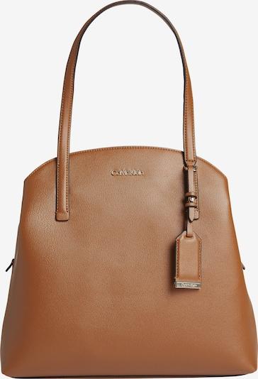 Calvin Klein Handbag in Caramel, Item view