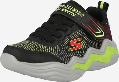 Sneaker 'ERUPTERS IV' SKECHERS pe galben citron / roșu intens / negru, Vizualizare produs