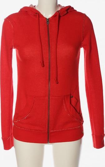 QUIKSILVER Kapuzensweatshirt in S in rot, Produktansicht