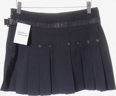 Muchacha Faltenrock in XS in schwarz, Produktansicht