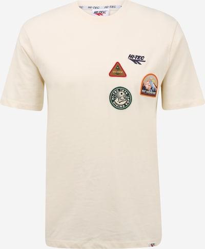 HI-TEC T-Shirt fonctionnel 'CHERONO' en crème / mélange de couleurs, Vue avec produit