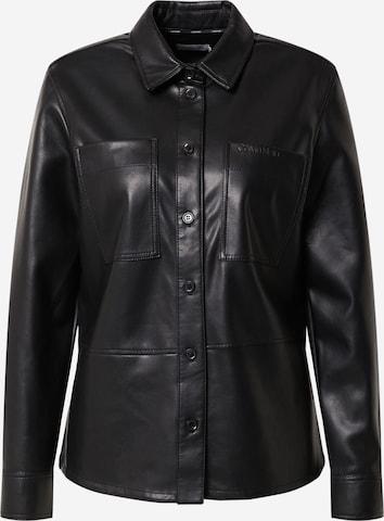 Calvin Klein Overgangsjakke i svart
