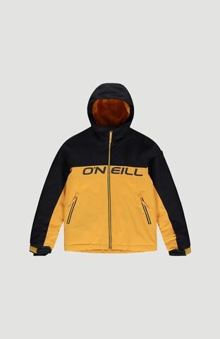 O'NEILL Skijacke 'Felsic' in Gelb