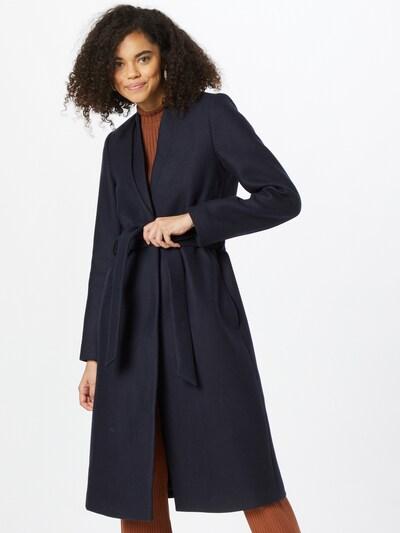 IVY & OAK Between-Seasons Coat in Dark blue, View model