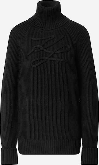 Karl Lagerfeld Sweater 'Soutache' in Black, Item view