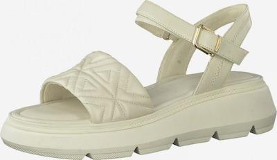 TAMARIS Remienkové sandále - béžová, Produkt