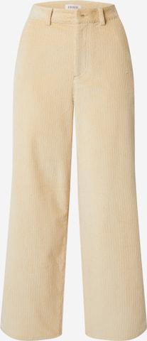 EDITED Püksid 'Jenny', värv kollane
