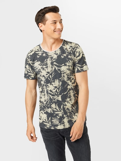 Key Largo T-Krekls, krāsa - antracīta, Modeļa skats