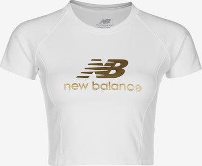 new balance T-Shirt ' WT03503 ' in weiß, Produktansicht