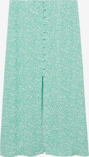 MANGO Skirt 'Akira' in Turquoise / White, Item view