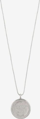 Pilgrim Necklace 'Caris' in Silver
