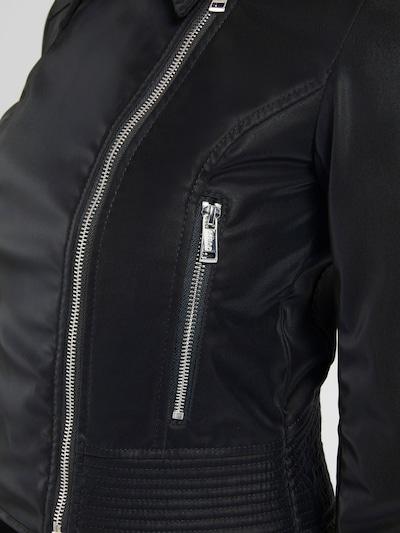 GUESS Overgangsjakke i sort, Produktvisning