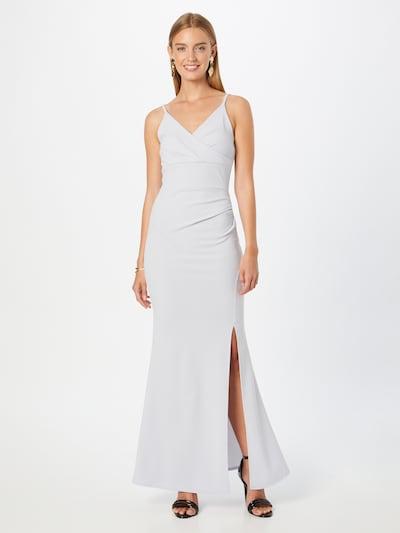 WAL G. Večerné šaty 'JENNIFER' - sivá, Model/-ka