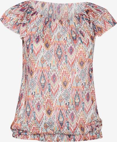 Paprika Shirts in blau / mischfarben / pink / weiß, Produktansicht