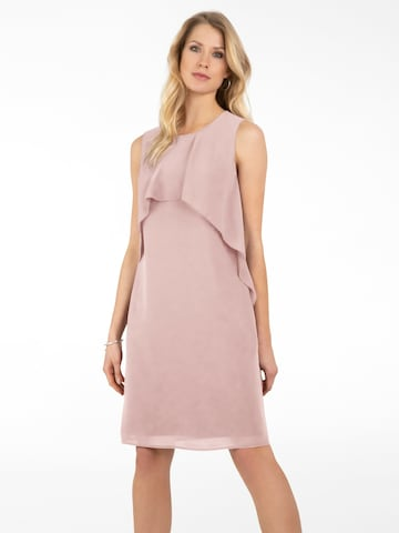 APART Cocktail Dress in Pink